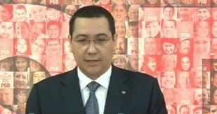 Ponta: Guvernul va sustine in Parlament reducerea TVA la apa (Video)