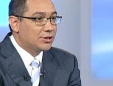 Ponta: HG privind aprobarea privatizarii CFR Marfa se va publica miercuri in MO