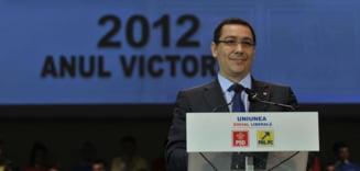 Ponta: Ii voi da pe mana justitiei pe USL-istii care vor face ca PDL