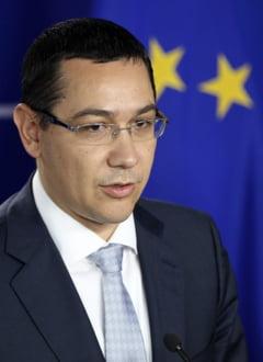 Ponta: Il cunosc pe Balan, mi-a fost sef