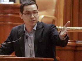 Ponta: Il inchid pe Geoana cu Roibu, sa vada cine plateste datoriile