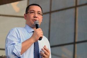 Ponta: Il suspectez pe Basescu ca are surse ilegale pentru campania electorala