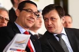 Ponta: Il sustinem pe Antonescu la prezidentiale, singurul sau adversar este chiar Crin Antonescu