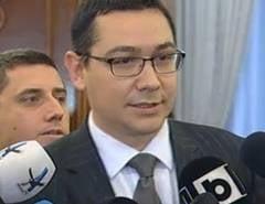 Ponta: Imi doresc ca Geoana sa ramana alaturi de cei care sunt impotriva lui Basescu