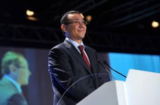 Ponta: Imprumutul de la Banca Mondiala este cea mai ieftina cale de finantare a deficitului bugetar