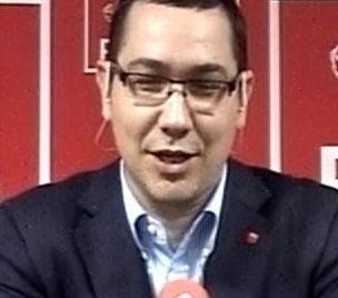 Ponta: In niciun sistem de vot, Udrea nu va putea castiga Bucurestiul