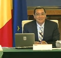 Ponta: Increderea romanilor in Executiv este in crestere. Mergem mai departe