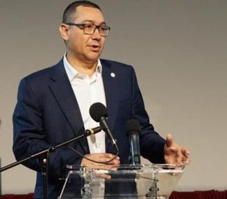 Ponta: Indiferent ce spun ministrii din guvernul demis, gaura este uriasa. Nu sunt bani nici de salarii, nici de pensii