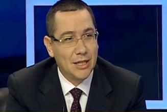 Ponta: Investirea lui Arafat este un moment cu multe semnificatii