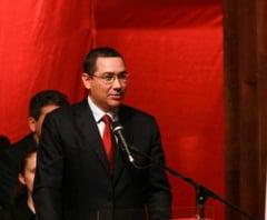 Ponta: Iohannis m-a certat ca stapanul pe iobagul lui (Video)