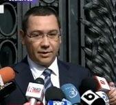 Ponta: Iohannis merge la Bruxelles ca surda in hora