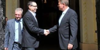 Ponta: Iohannis mi-a cerut sa nu mai facem alegeri prezidentiale