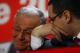 Ponta: Ion Iliescu m-a iertat ca nu l-am votat, in '90 si '96
