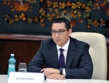 Ponta: Italienii se simt in Romania ca in Italia anilor ''90, in fiecare zi vad pe cineva cu catuse