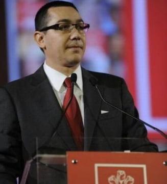 Ponta: La Bruxelles s-a votat o cura de slabire, s-ar putea sa murim din ea