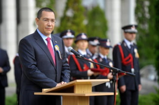 Ponta: La SIE, presedintele propune, dar Basescu nu mai are nicio legitimitate