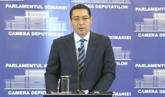 Ponta: Licenta de exploatare la Rosia Montana e confidentiala