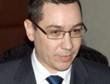 Ponta: Licitatia la manuale a pornit din februarie, dar la schimbare sunt oameni care pierd interese