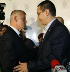 Ponta: Lista stangii pentru presedintie s-a redus la mine si Oprescu. Traian Basescu premier? Niciodata
