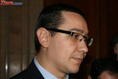 Ponta: Lui Basescu ii este frica de Nana, il va urmari mai mult decat Flota
