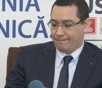 Ponta: M-a amuzat mesajul lui Basescu in vestuta lui Cristoiu; cel mai bun procuror general as fi eu (Video)