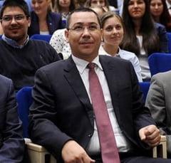 Ponta: Ma bucur ca PNL are bani de miting. PSD ma va sustine si cu Negoita presedinte