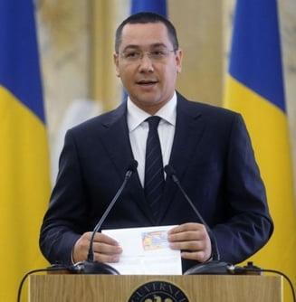 Ponta: Ma intreb daca nu Iohannis a facut presiuni ca sa fiu trimis in judecata (Video)