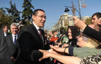 Ponta: Macovei si Udrea nu castiga alegerile nici daca ar candida singure (Video)