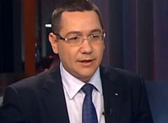 Ponta: Mai sunt 23 de saptamani pana cand Basescu va pleca de la Cotroceni