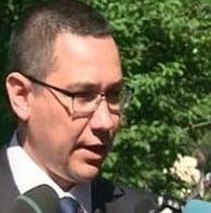 Ponta: Mesajul catre FMI este de absoluta stabilitate