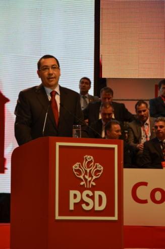 Ponta: Nastase mi-a spus care este diferenta dintre box si politica. Nu sunt obsedat de Basescu