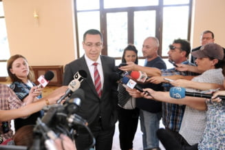 Ponta: Ne-am invartit cu listele astea electorale pana ne-am facut de tot rasul lumii