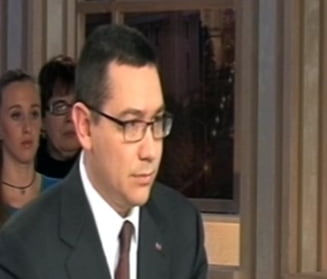 Ponta: Nedrept sa fie condamnat Nastase - suntem legati indisolubil