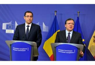 Ponta: Niciun roman nu e de vina ca nu suntem in Schengen, sa nu mai aratam unii spre altii