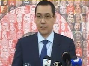 Ponta: Nimeni din PSD nu s-a rusinat cu Nastase, este o personalitate a partidului (Video)