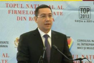 Ponta: Noul Guvern sa fie mai performant. Nu se cresc niciun fel de taxe si impozite! (Video)