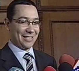 Ponta: Nu Blaga, ci Basescu ar trebui sa fie cel care demisioneaza (Video)