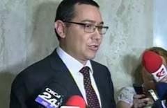 Ponta: Nu am ce sa reprosez lui Rus, Dobre sau Marga. Raman piloni importanti ai USL