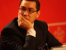Ponta: Nu am mers la Eurovision cu avionul lui Voiculescu, ci cu avionul lui Tiriac