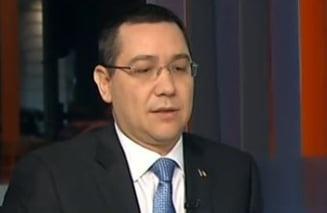Ponta: Nu am nimic sa ii reprosez lui Iohannis. Am stabilit o serie de norme de comunicare