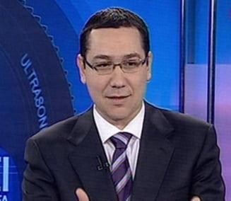 Ponta: Nu avem atatea cadavre in dulap cate are Basescu