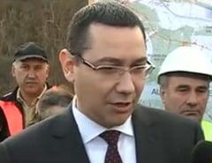 Ponta: Nu avem autostrada Comarnic-Brasov din cauza lui Berceanu (Video)