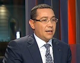 Ponta: Nu candidez la prezidentiale, scoateti-ma de pe lista