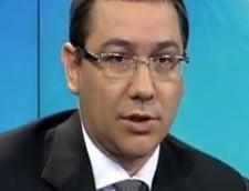 Ponta: Nu cred ca liberalii il vor alege pe SRS in locul PSD, nu vreau scuze (Video)