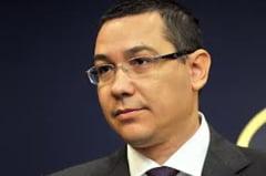 Ponta: Nu e de orgoliu, dar am aflat de la televizor ca trebuie sa schimb Guvernul