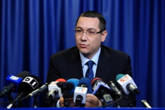 Ponta: Nu exista nicaieri in Europa imunitate pe viata pentru fostii presedinti