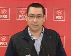 Ponta: Nu ma cert cu Crin Antonescu. Ne intelegem exceptional