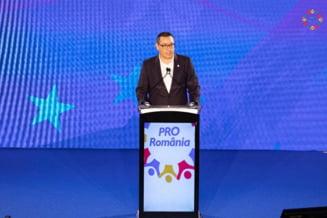 Ponta: Nu mai poti sa stai tot timpul sa te bazezi ca dai bani la primari de comune si ei scot niste oameni in varsta la vot si alea-s voturile de stanga