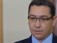 Ponta: Nu ne facem iluzii in legatura cu trecerea celor doua motiuni