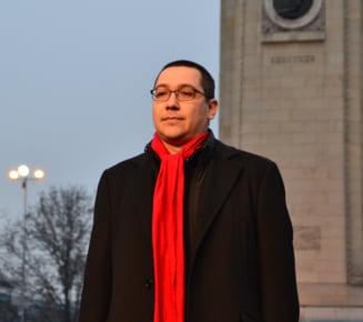 Ponta: Nu o sa vorbesc de rau despre USL, avem un candidat comun, pe Silaghi
